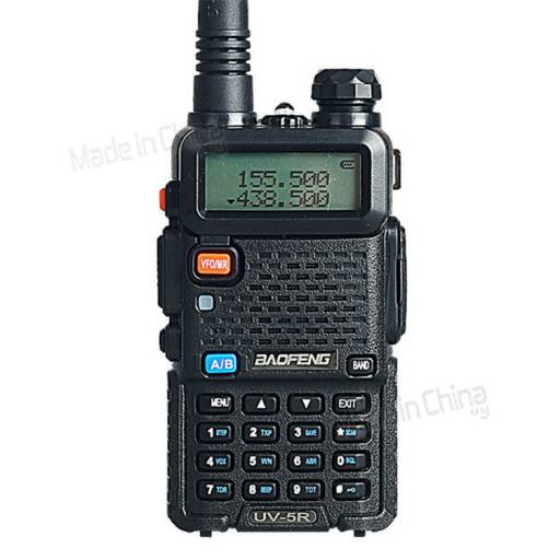 HANDY BAOFENG UV-5R RADIO WALKIE TALKIE