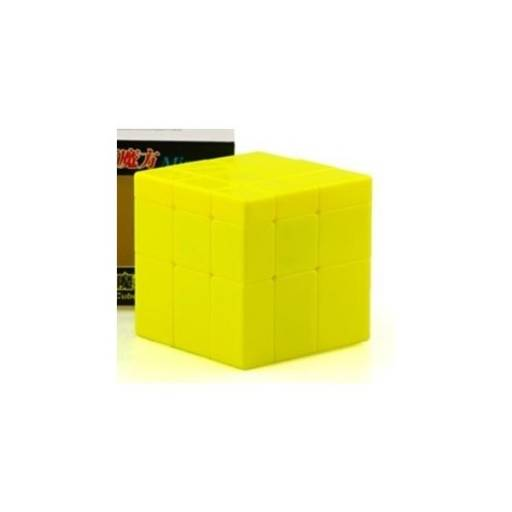 CUBO DE RUBIK 3X3 STICKERLESS MIRROR QIYI