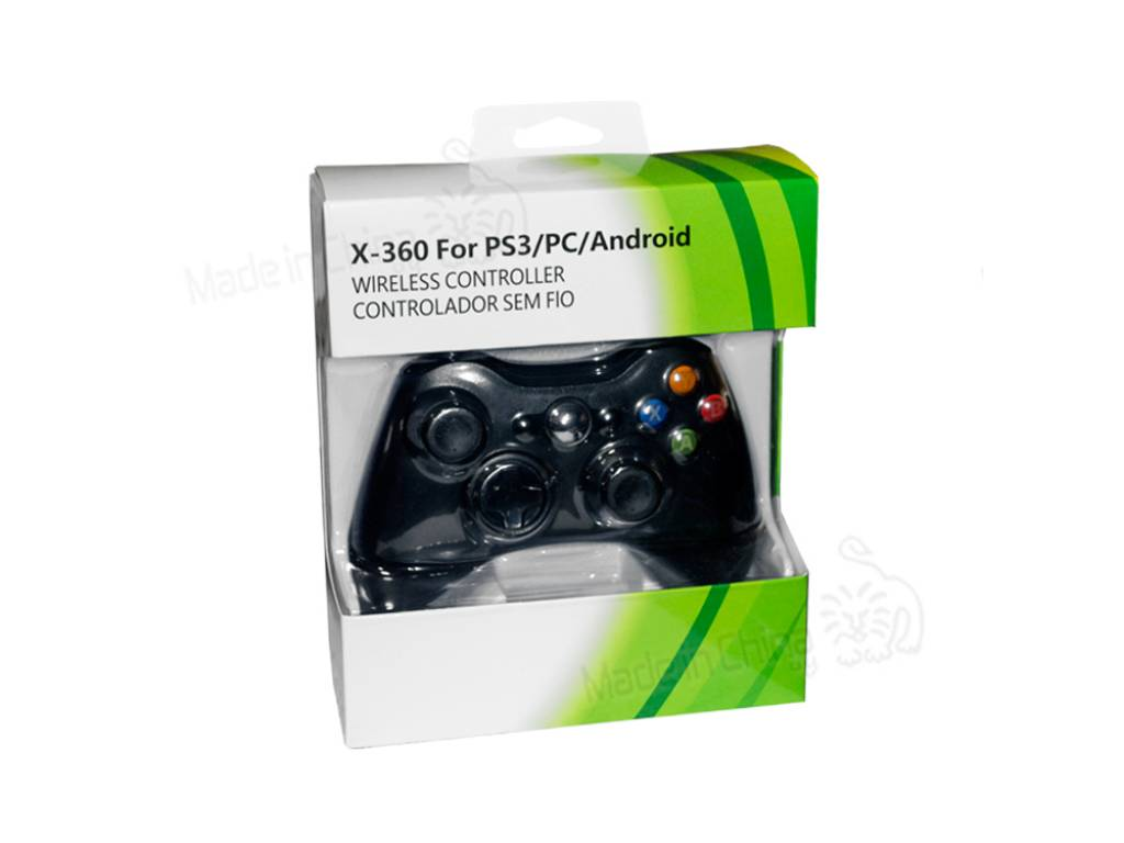 JOYSTICK XBOX 360/PLAY3/PC/ANDROID