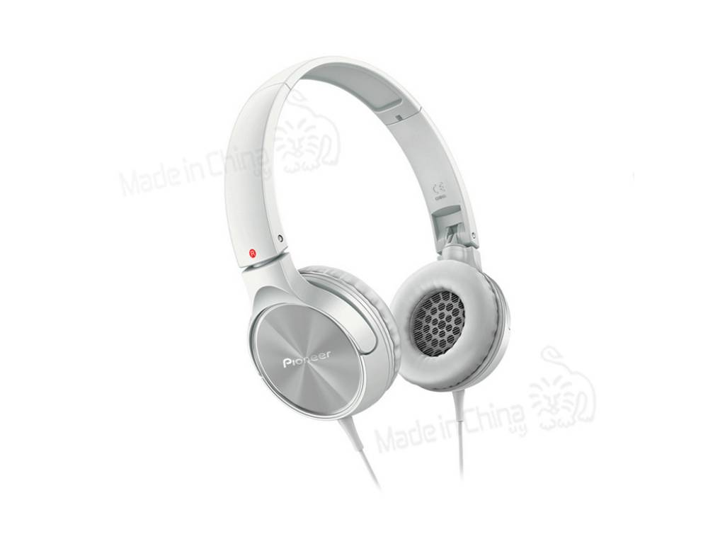 Auriculares Pioneer WHITE