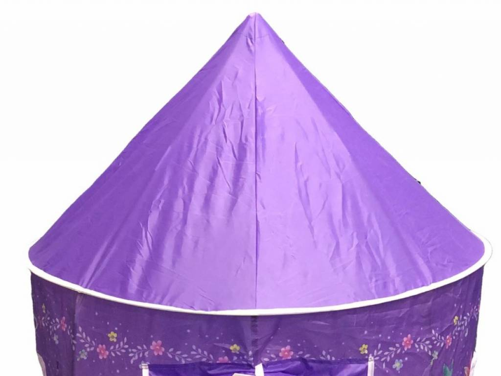 Pelotero Carpa Casita Castillo Princesas Autoarmable